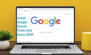 Google Search Tricks And Games 2020   You Must Know These Cool Tricks